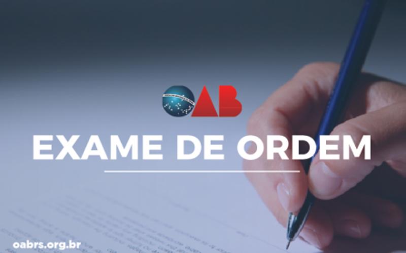 Exame OAB XXXI 2021