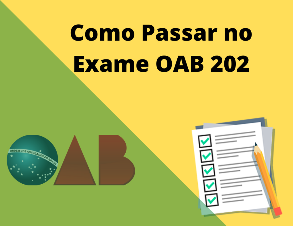 Como Passar no Exame OAB 2021